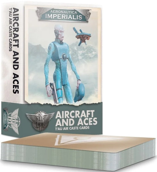 Aeronautica Imperialis Aircraft and Aces – T'au Air Caste Cards 500-23