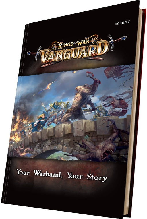 Kings of War Vanguard: Rulebook ( Half Price Deal )