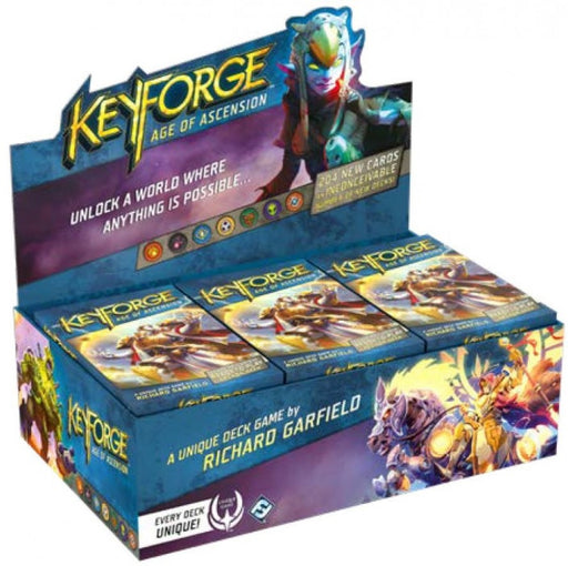 KeyForge Age of Ascension Deck Display (12)