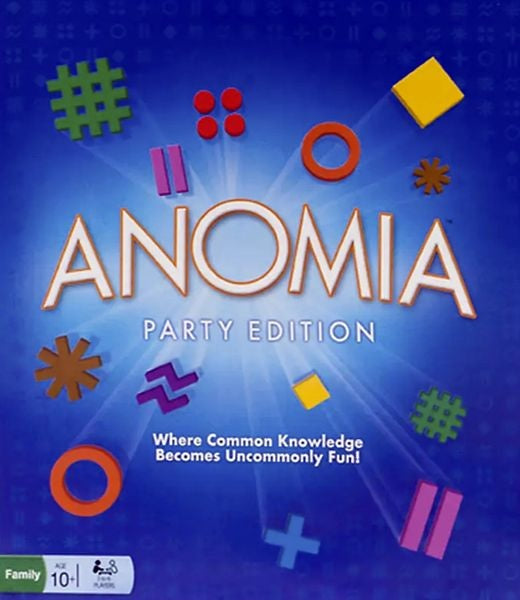 Anomia Party Edition