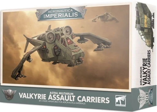 Aeronautica Imperialis Valkyrie Assault Carriers 500-31