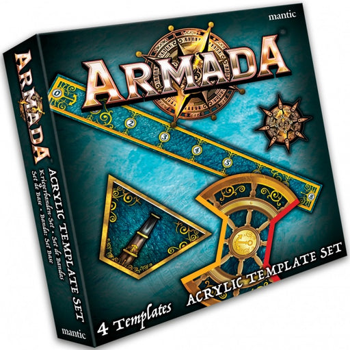 Armada Acrylic Template set