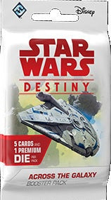 Star Wars Destiny Across the Galaxy Booster