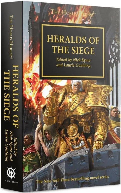 Book 52: Heralds of the Siege (Paperback)
