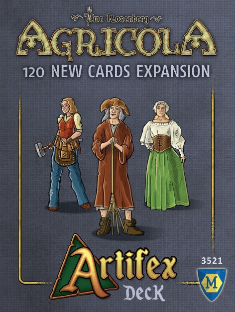 Agricola Artifex Deck Expansion
