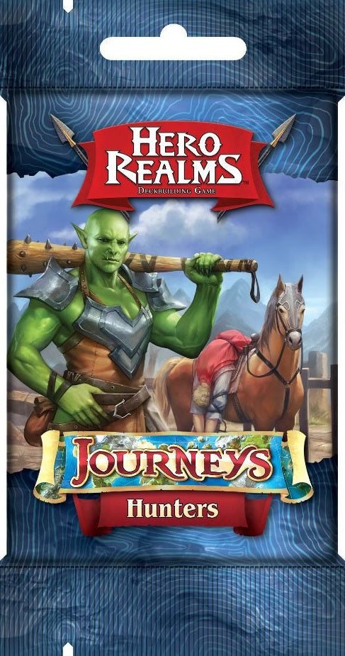 Hero Realms Journeys Hunters Pack