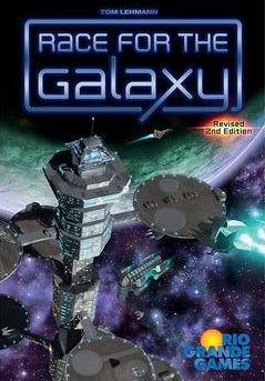 Race for the Galaxy ( Revised 2nd Ed )