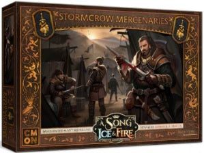 A Song of Ice and Fire TMG Stormcrow Mercenaries