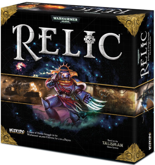 Warhammer 40000 Relic Board Game Standard Edition