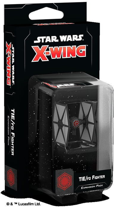 Star Wars X-Wing Tie/FO Fighter Expansion Pack 2nd Edition