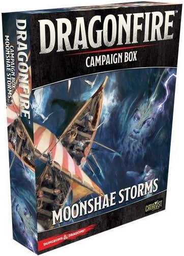 Dungeons & Dragons DragonFire Moonshae Storms