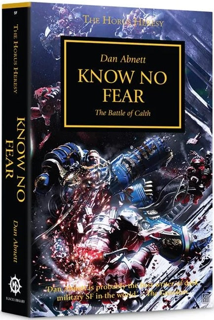 The Horus Heresy Book 19: Know No Fear (Paperback)