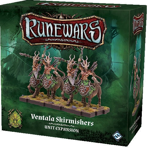 Runewars Miniatures Game: Ventala Skirmishers Unit