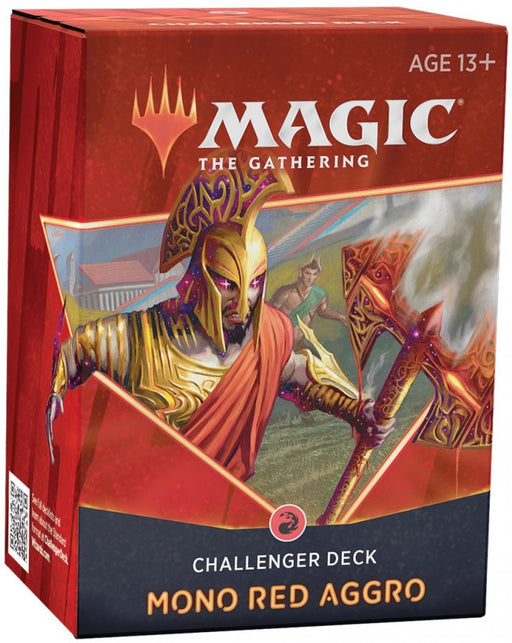 Magic Challenger Deck 2021 Mono Red Aggro Pre Order