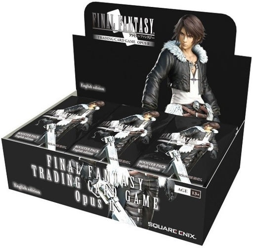Final Fantasy Trading Card Game Opus II Booster Box