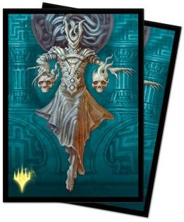 Ultra Pro Theros Beyond Death Alt Art Ashiok, Nightmare Muse Standard Deck Protector sleeves 100ct