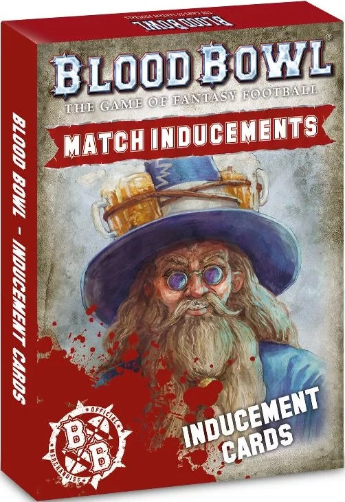 Blood Bowl Match Inducements