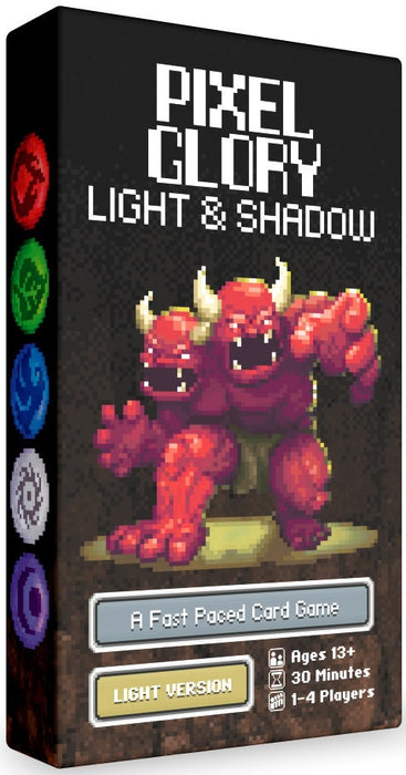 Pixel Glory Light and Shadow - Light Version