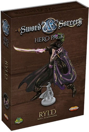 Sword & Sorcery Ryld Hero Pack
