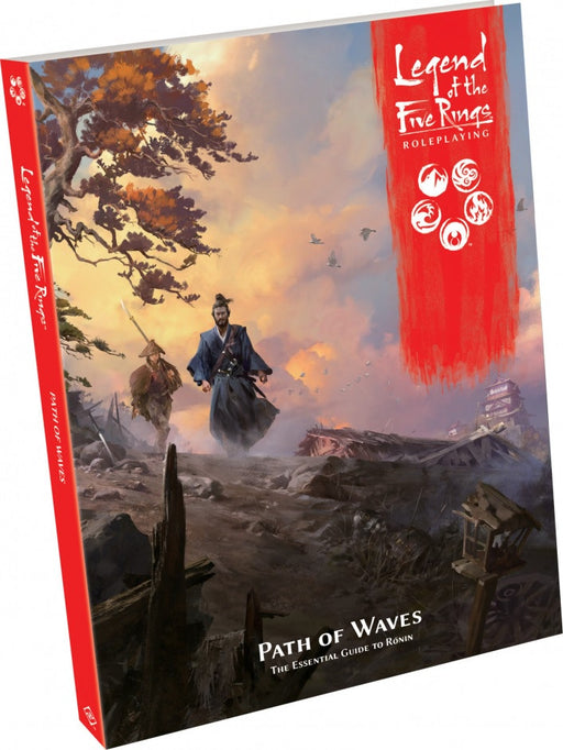 Legend of Five Rings RPG Path of Waves Sourcebook