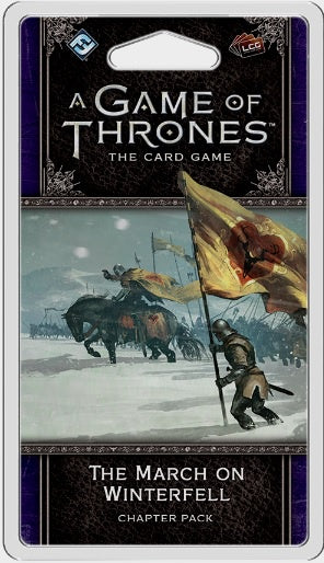 A Game of Thrones: The Card Game (Second Edition) The March on Winterfell