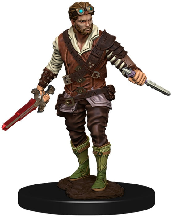 D&D Premium Painted Figures Human Rogue Male