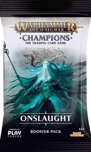 Warhammer: Age of Sigmar Champions Onslaught - Booster Pack