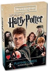 Playing Cards - Harry Potter Playing Cards (Waddington)