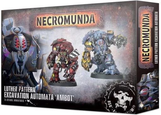 Necromunda: Luther Pattern Excavation Automata Ambot