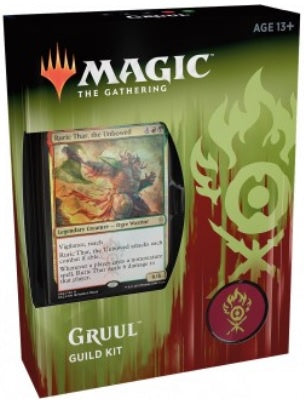 Magic the Gathering: Ravnica Allegiance Guild Kit - Gruul