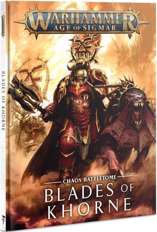 Daemons of Khorne Battletome: Blades of Khorne