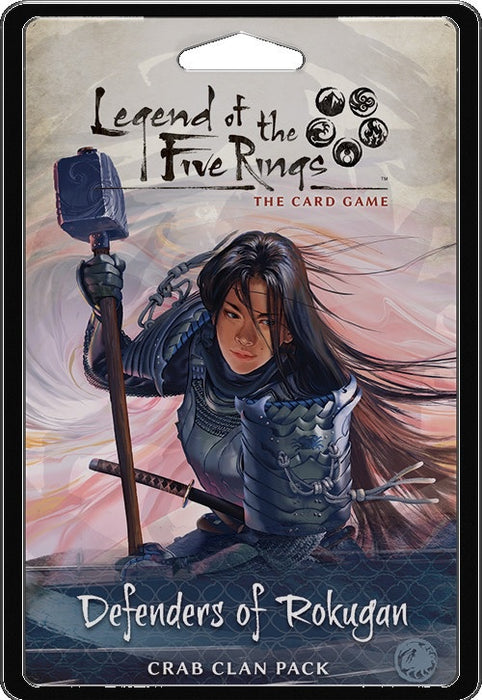 Legend of the Five Rings LCG Defenders of Rokugan