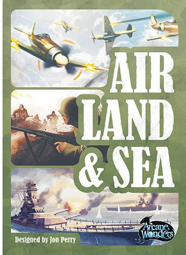 Air Land & Sea Revised Edition