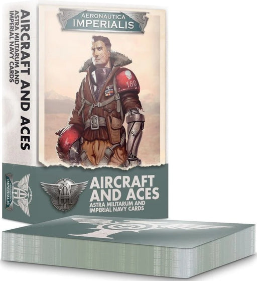 Aeronautica Imperialis Aircraft and Aces – Astra Militarum and Imperial Navy Cards 500-22