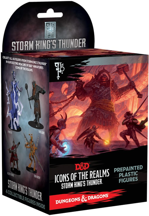 D&D Icons of the Realms Storm Kings Thunder Set 5 Booster