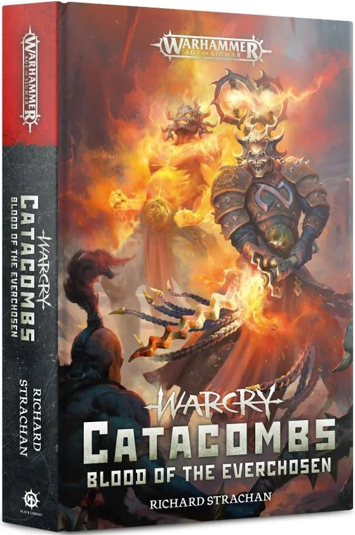 Warcry Catacombs Blood of the Everchosen (Hardback)