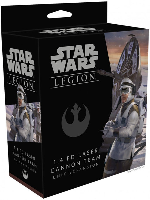 Star Wars Legion 1.4 FD Laser Cannon Team Unit Expansion
