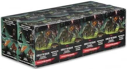 D&D Icons of the Realms Tomb of Annihilation Booster Brick