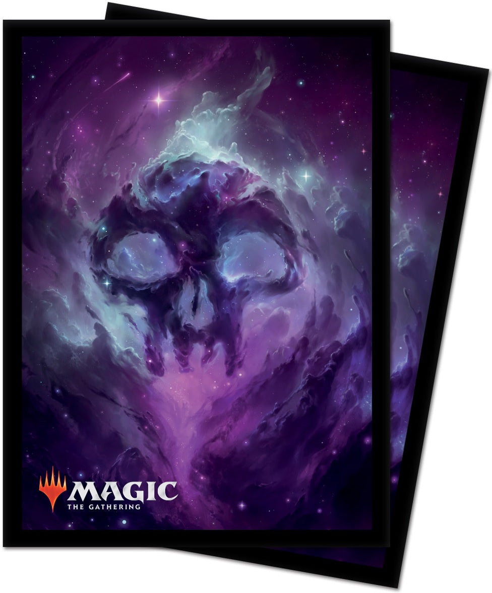 Ultra Pro Celestial Swamp Standard Deck Protector sleeves 100ct for Magic The Gathering