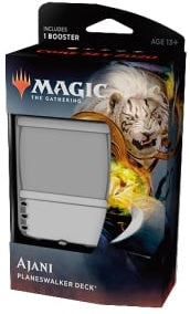 Magic the Gathering: Core Set 2020 Planeswalker Deck - Ajani