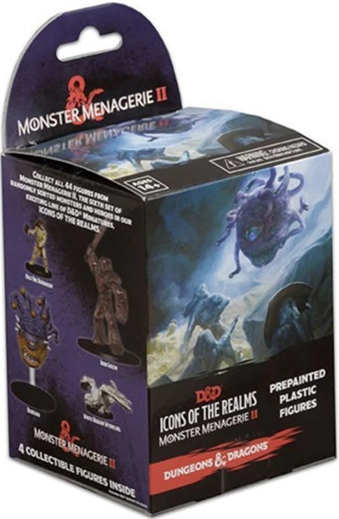 D&D Icons of the Realms Monster Menagerie 2 Booster