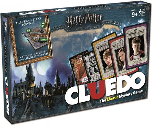 Cluedo Refresh Harry Potter