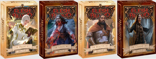 Flesh and Blood TCG Monarch Blitz Deck Set of 4