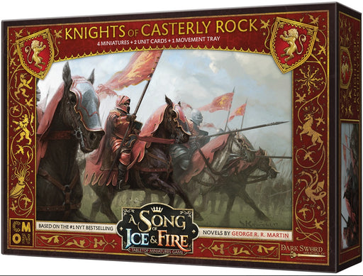 A Song of Ice and Fire TMG  Knights of Casterly Rock