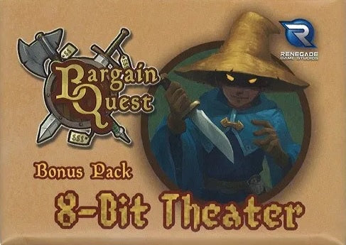 Bargain Quest Bonus Pack 8-Bit Theater