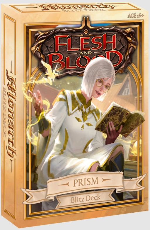 Flesh and Blood TCG Monarch Blitz Deck - Prism