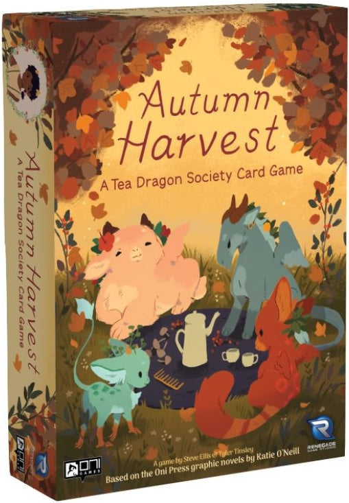 Autumn Harvest A Tea Dragon Society Card Game