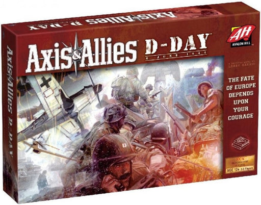 Axis & Allies D Day