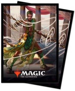 Ultra Pro Theros Beyond Death Calix, Destiny's Hand Standard Deck Protector sleeves 100ct