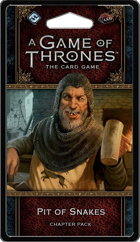 A Game of Thrones: The Card Game (Second Edition) Pit of Snakes